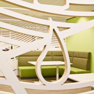 Interieurfotografie kantoor