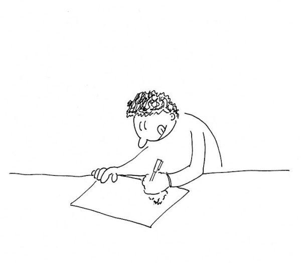 visueel notuleren, workshop, tekenen