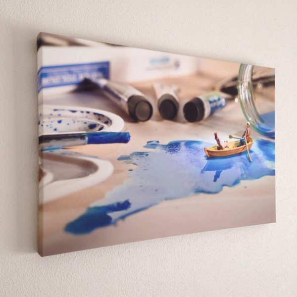 fotografie, canvasdoek, imagine and create