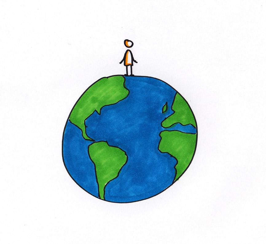 Handboek voor wereldburgers van Esther Jacobs