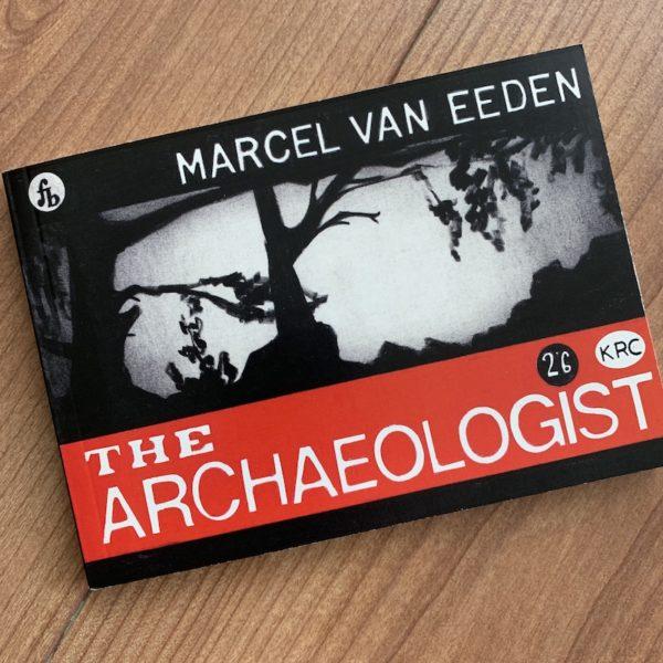 The Archaeologist - Marcel_van_Eeden