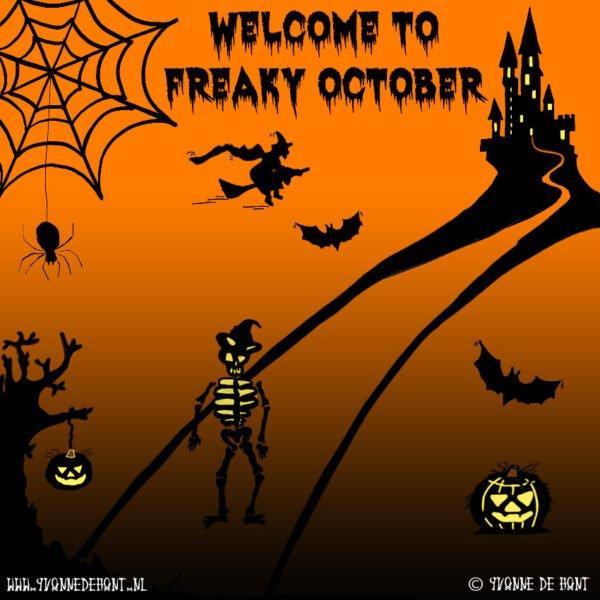 Freaky October