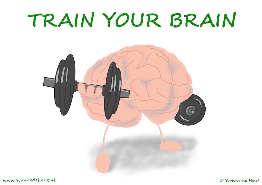 Teken Challenge 5e editie - Train Your Brain (zakelijk tekenen)