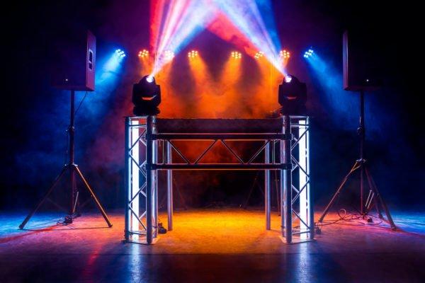 Illustratieve fotografie voor DJ Vince Smix