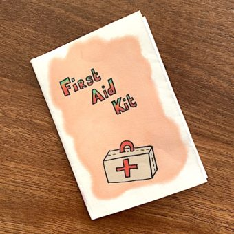Zine First Aid Kit