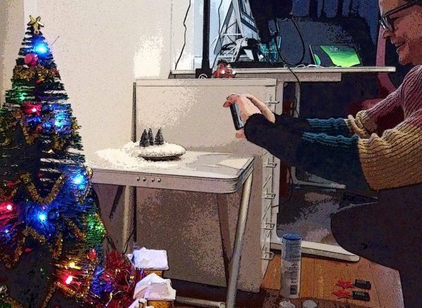 Workshop Smartphone Fotografie met Kerstmis
