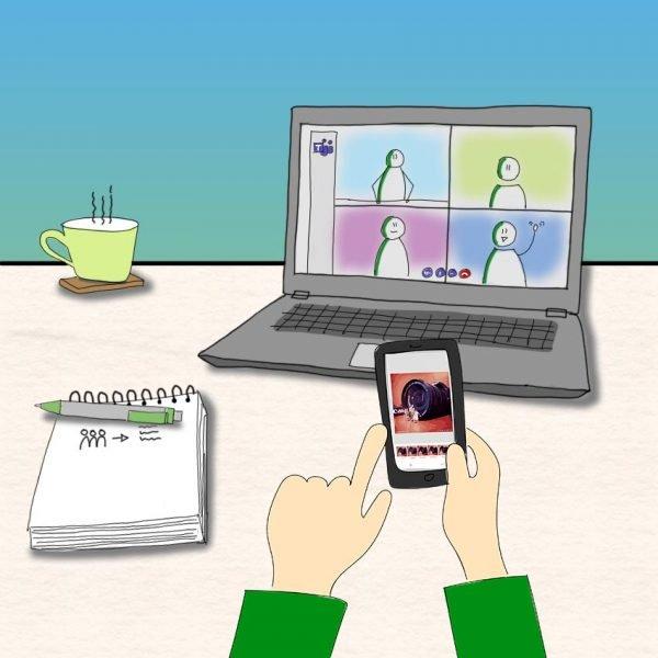 Live online workshop Smartphone Fotografie