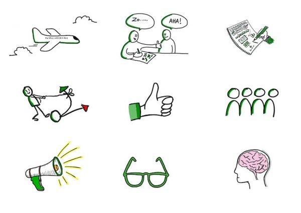 Breid je visueel woordenboek uit in 3 stappen
